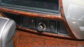 Mitsubishi Pajero Sport AT parking sensor at the Indian launch