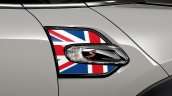 New Mini Cooper S with John Cooper Works package fender Union Jack