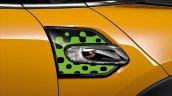 New Mini Cooper S with John Cooper Works package fender blinker