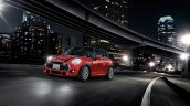 New Mini Cooper S with John Cooper Works package front three quarter