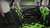 New Mini Cooper S with John Cooper Works package rear seat cover