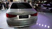 New Toyota Crown rear at the 2014 Guangzhou Auto Show