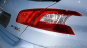 Peugeot 308S taillight at 2014 Guangzhou Auto Show
