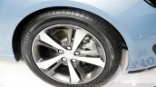 Peugeot 308S wheel at 2014 Guangzhou Auto Show