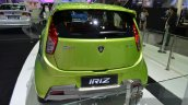 Proton Iriz rear at the 2014 Thailand International Motor Expo