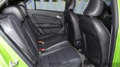 Proton Iriz rear seats at the 2014 Thailand International Motor Expo