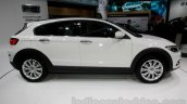 Qoros 3 City SUV profile at the 2014 Guangzhou Auto Show