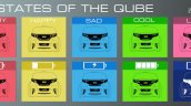 Qoros Qloud Qubed concept moods