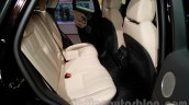 Range Rover Evoque Able rear seats at 2014 Guangzhou Auto Show