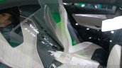 Skoda VisionC Concept seats at the 2014 Guangzhou Auto Show