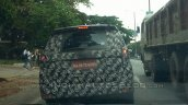 Spied 2016 Toyota Innova rear end