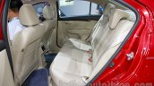 Suzuki Alivio rear seat at 2014 Guangzhou Auto Show