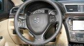 Suzuki Alivio steering at 2014 Guangzhou Auto Show