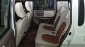 Suzuki Alto Lapin Chocolat rear seat at the 2014 Thailand International Motor Expo
