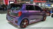 Suzuki Celerio Custom at the 2014 Thailand International Motor Expo