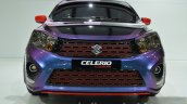Suzuki Celerio Custom front at the 2014 Thailand International Motor Expo