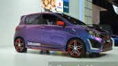 Suzuki Celerio Custom front three quarter at the 2014 Thailand International Motor Expo
