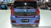 Suzuki Celerio Custom rear at the 2014 Thailand International Motor Expo