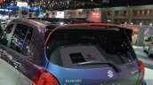Suzuki Celerio Custom spoiler at the 2014 Thailand International Motor Expo