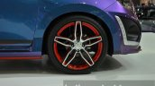 Suzuki Celerio Custom wheel at the 2014 Thailand International Motor Expo