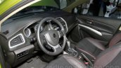 Suzuki SX4 S Cross cabin at 2014 Guangzhou Auto Show