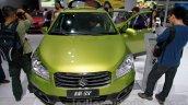 Suzuki SX4 S Cross front at 2014 Guangzhou Auto Show