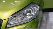 Suzuki SX4 S Cross headlight at 2014 Guangzhou Auto Show