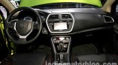 Suzuki SX4 S Cross interior at 2014 Guangzhou Auto Show