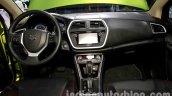 Suzuki SX4 S Cross interior at 2014 Guangzhou Auto Show