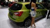 Suzuki SX4 S Cross rear quarter at 2014 Guangzhou Auto Show