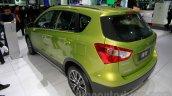 Suzuki SX4 S Cross rear quarters at 2014 Guangzhou Auto Show