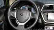 Suzuki SX4 S Cross steering at 2014 Guangzhou Auto Show