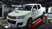 Toyota Hilux Vigo TRD Sportivo Edition front three quarters at the 2014 Thailand International Motor Expo