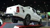 Toyota Hilux Vigo TRD Sportivo Edition rear three quarters at the 2014 Thailand International Motor Expo