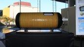 Toyota Mirai hydrogen tank
