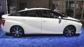 Toyota Mirai side at the 2014 Los Angeles Auto Show