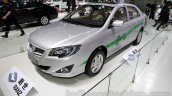Toyota Ranz EV front three quarters right at the 2014 Guangzhou Motor Show