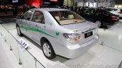 Toyota Ranz EV rear three quarters at the 2014 Guangzhou Motor Show