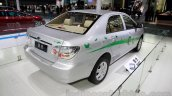 Toyota Ranz EV rear three quarters right at the 2014 Guangzhou Motor Show