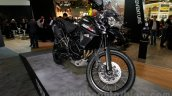 Triumph Tiger 800 XCx front three quarter at EICMA 2014