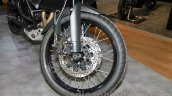 Triumph Tiger 800 XCx front wheel at EICMA 2014