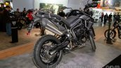 Triumph Tiger 800 XCx rear right three quarter at EICMA 2014