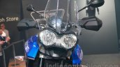 Triumph Tiger 800 XRx front fairing at the EICMA 2014