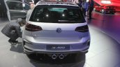 VW Golf R400 rear at the 2014 Los Angeles Auto Show