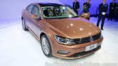 VW Lamando front quarters at Guangzhou Auto Show 2014