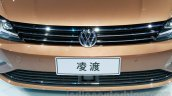 VW Lamando grille at Guangzhou Auto Show 2014