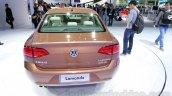 VW Lamando rear at Guangzhou Auto Show 2014