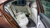 VW Lamando rear seat at Guangzhou Auto Show 2014