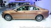 VW Lamando side at Guangzhou Auto Show 2014