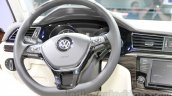 VW Lamando steering wheel at Guangzhou Auto Show 2014
